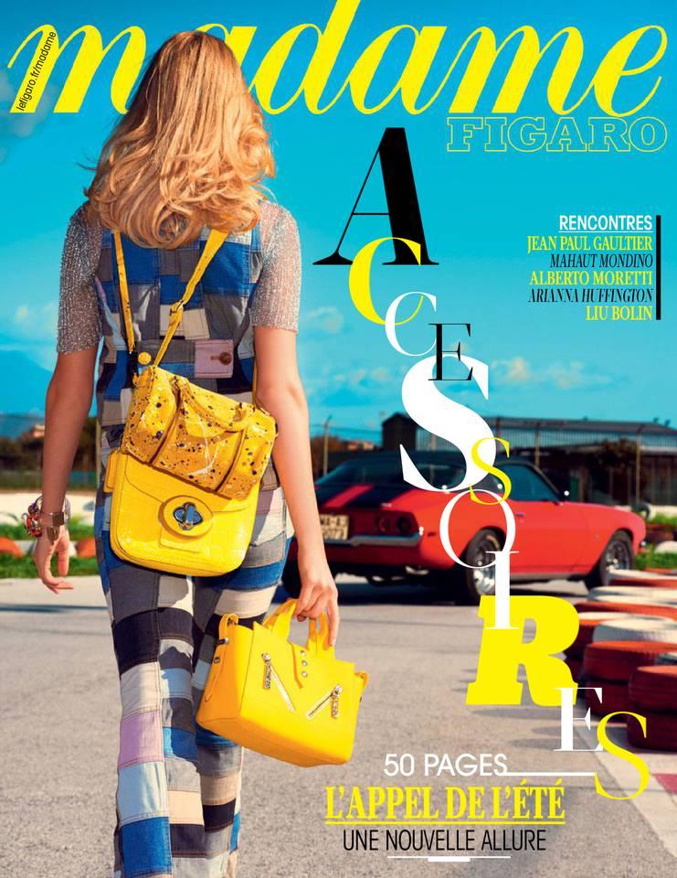 Madame Figaro de mars 2015