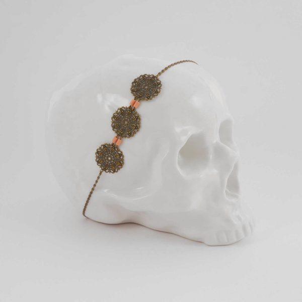 Bijoux de tête Boléro