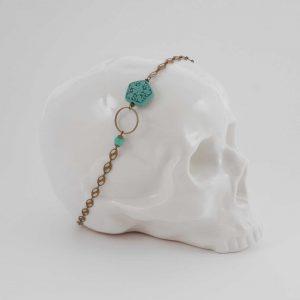 Bijou de tête Jade