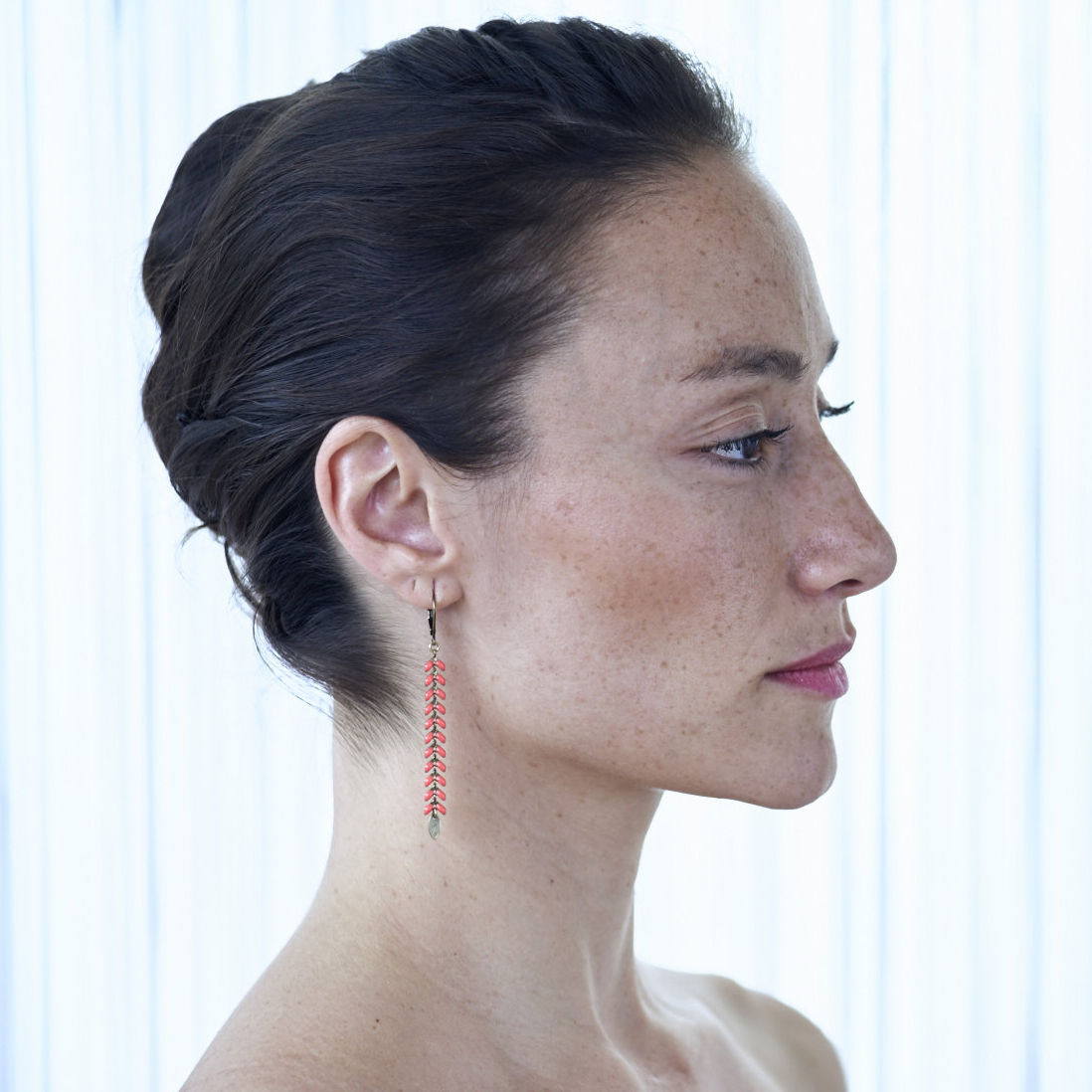 Boucles d'oreilles Nourreda