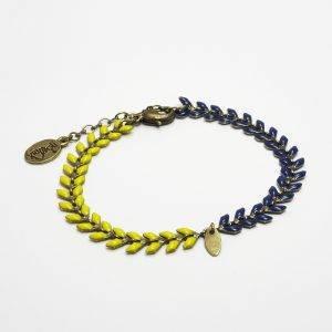 Bracelet Nourreda bicolore