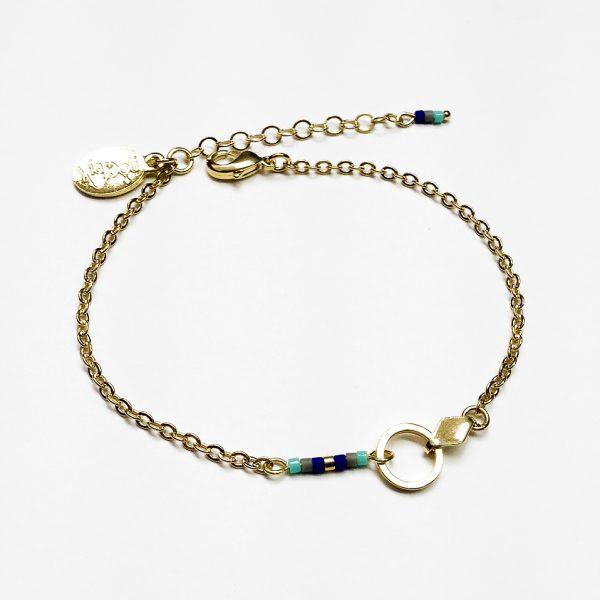 manou or perle turquoise