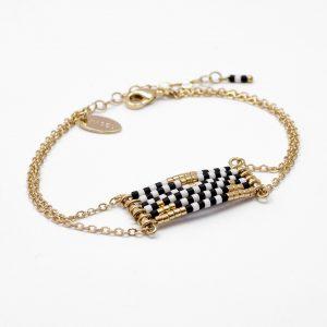 bracelet damier