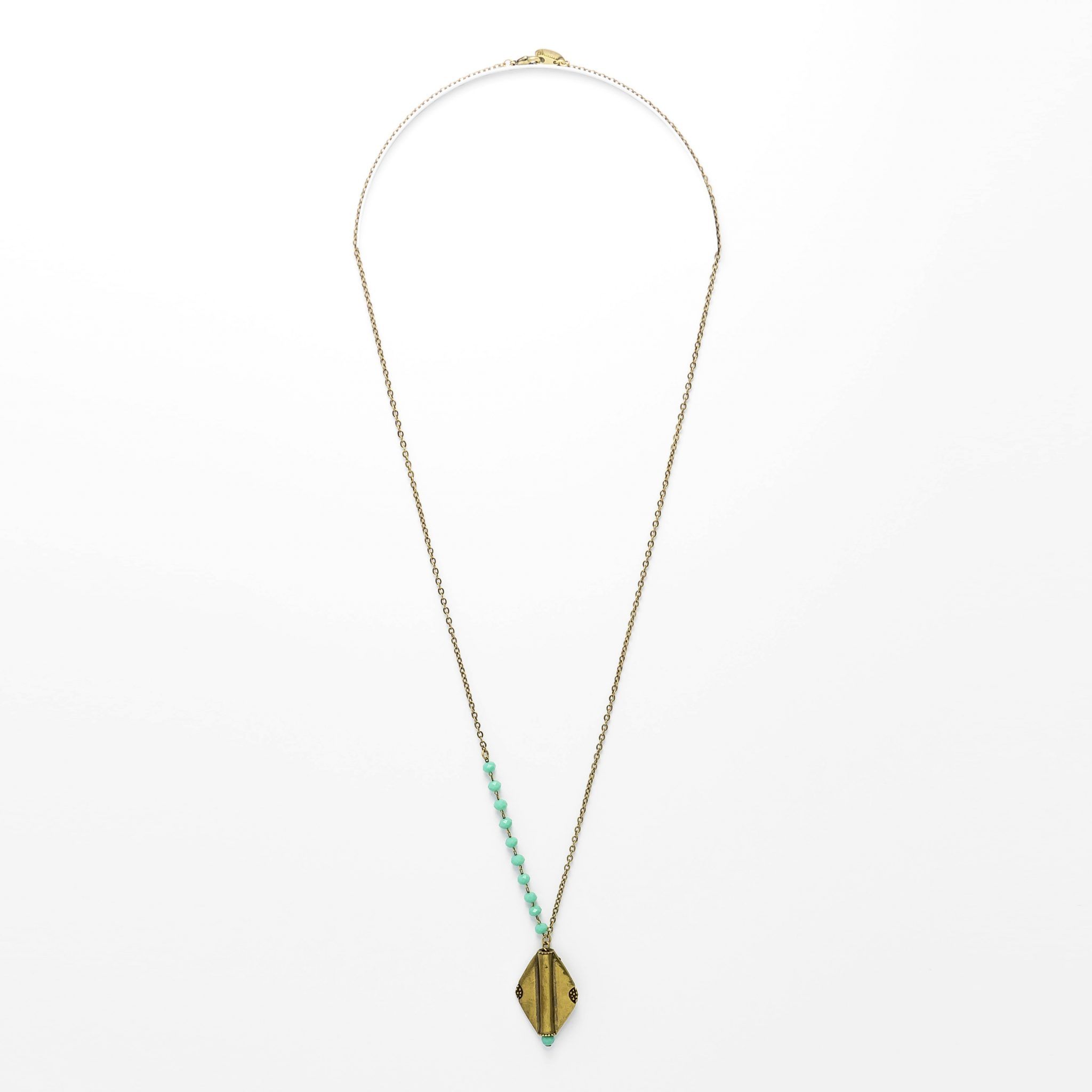 collier apache turquoise