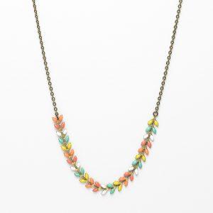 pendentif Nourreda multicolore detail