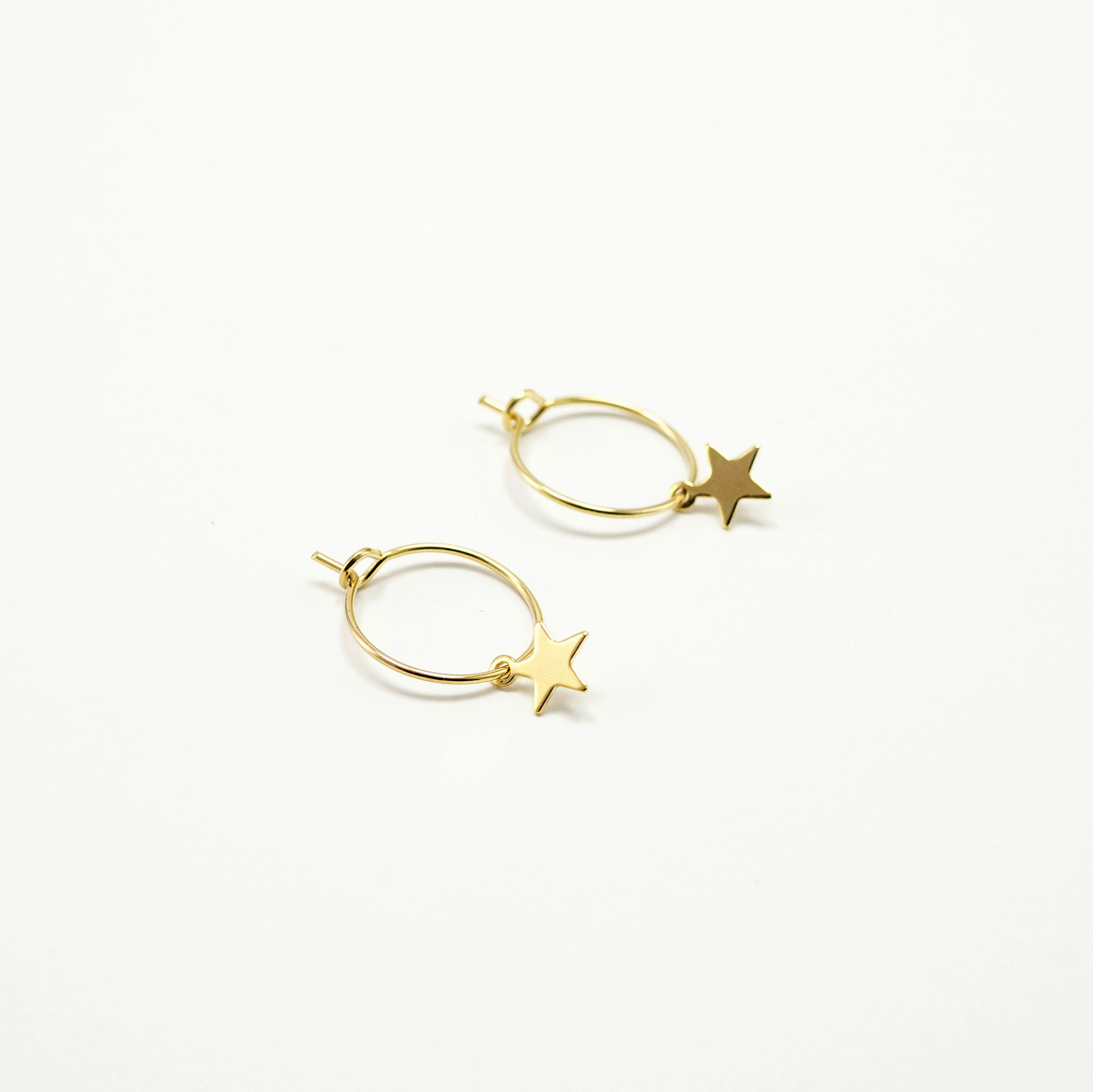 Petites créoles étoile