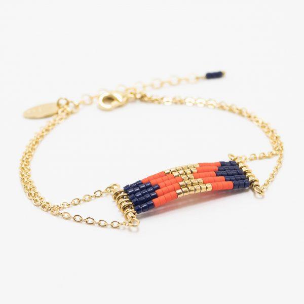 bracelet_cheyenne_marine_orange