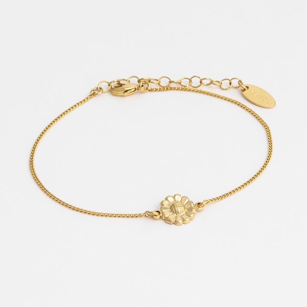 Bracelet Tournesol